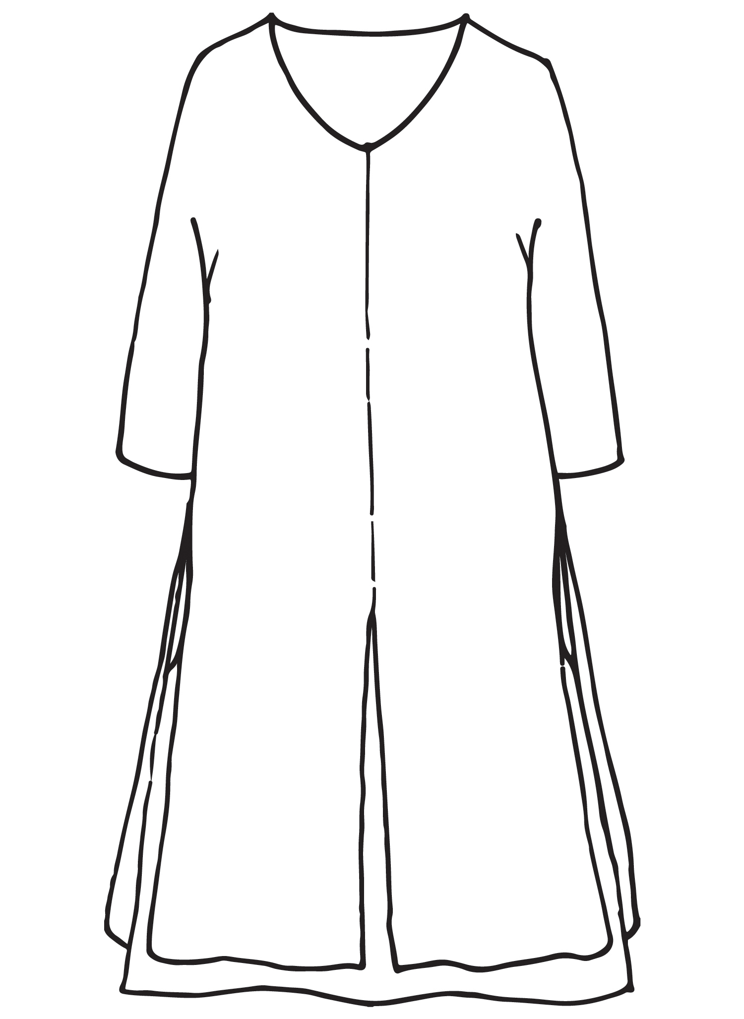 Encore Dress sketch image