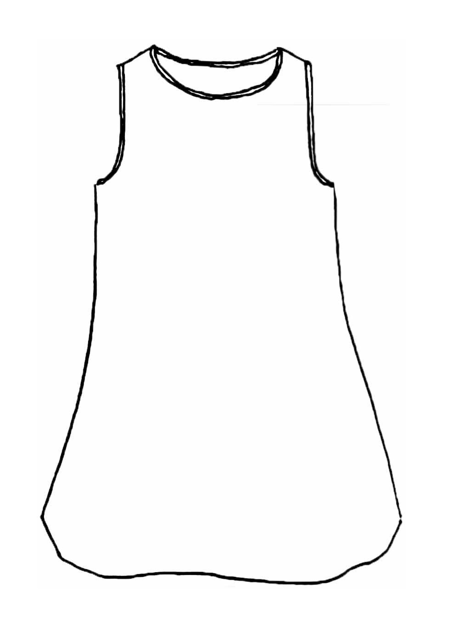 Layer Tunic sketch image