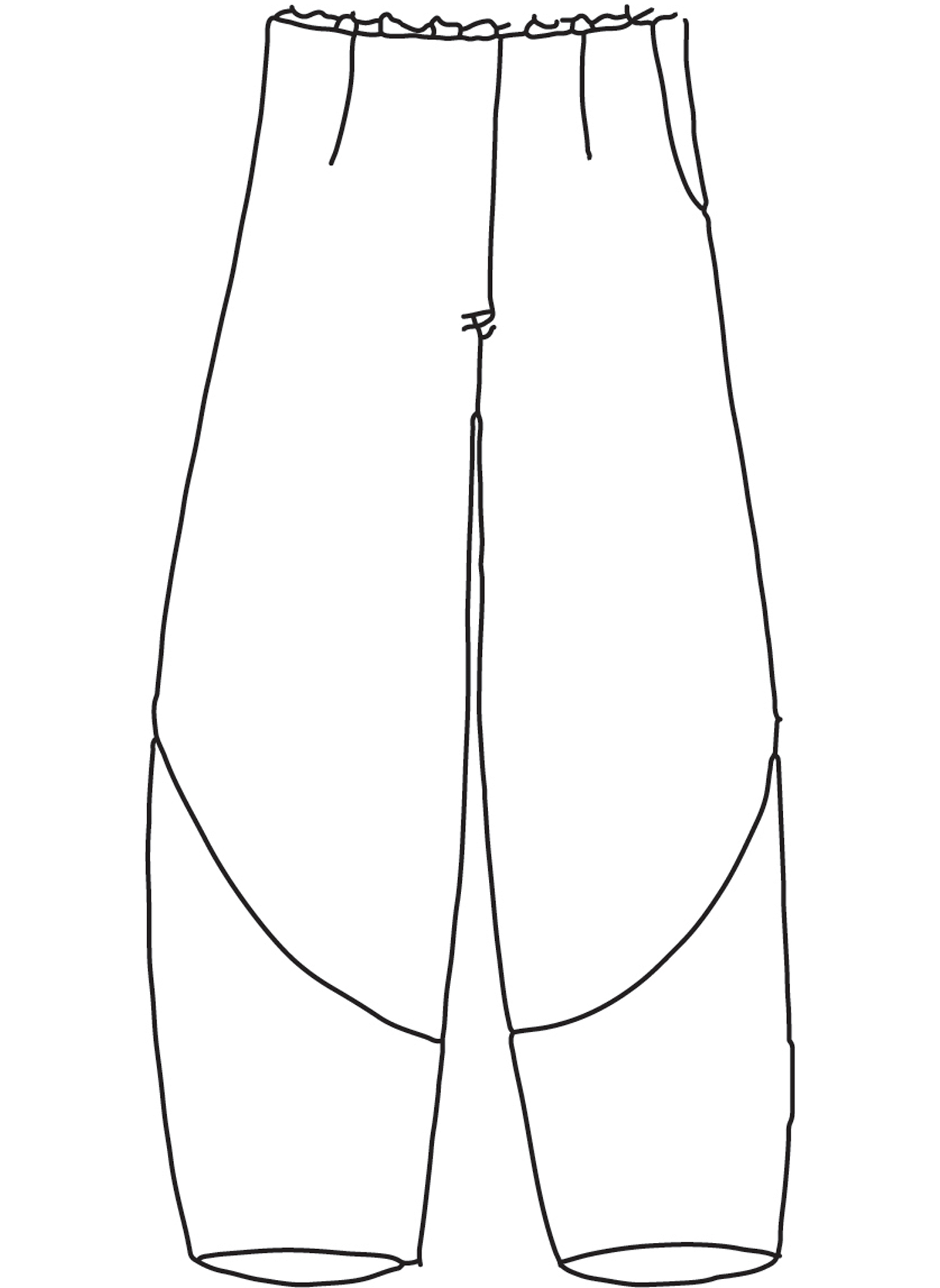 Pants For All sketch image