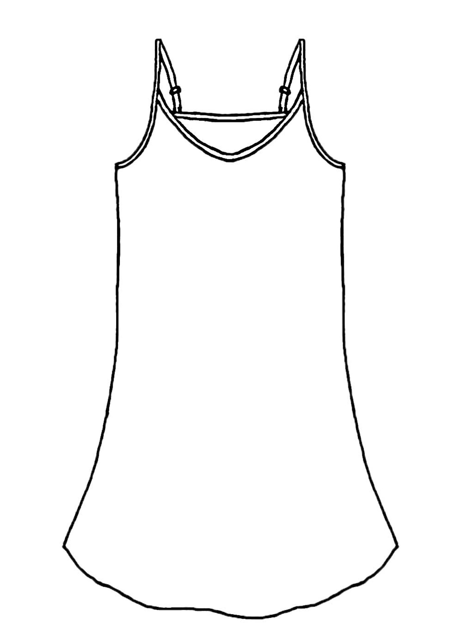 Cami Tunic sketch image
