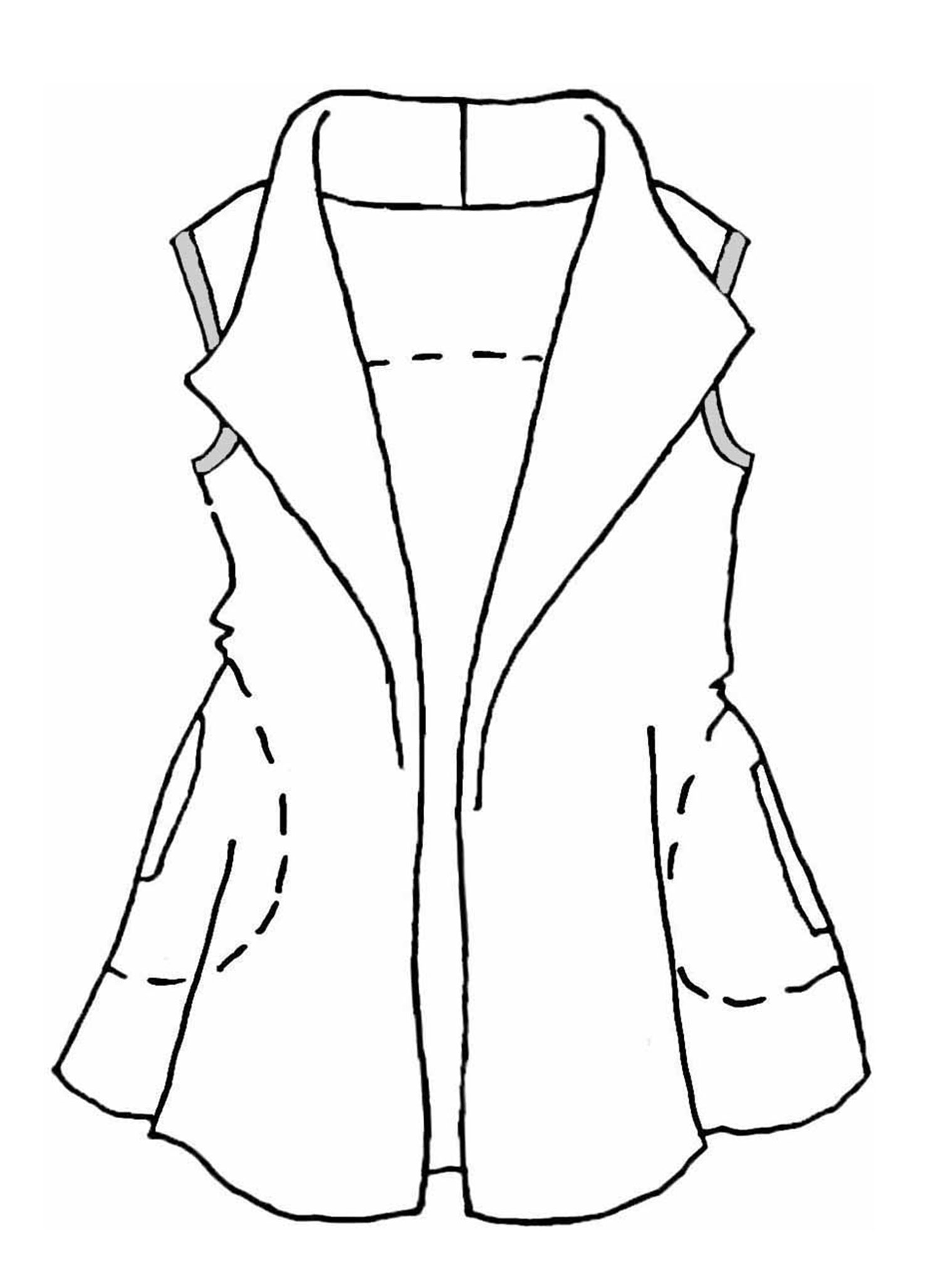 Citizen Vest sketch image