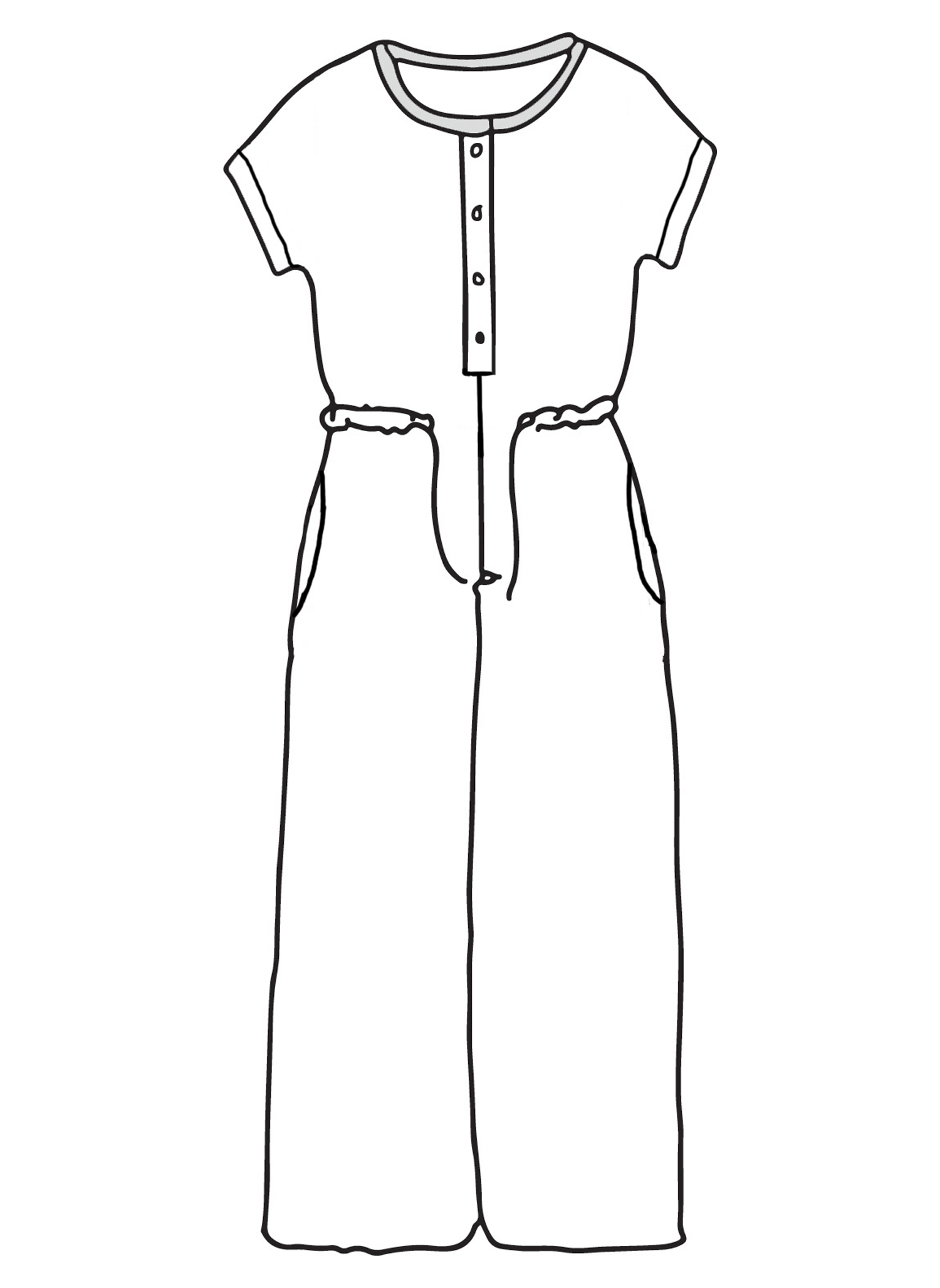 Tee Top Jumper sketch image